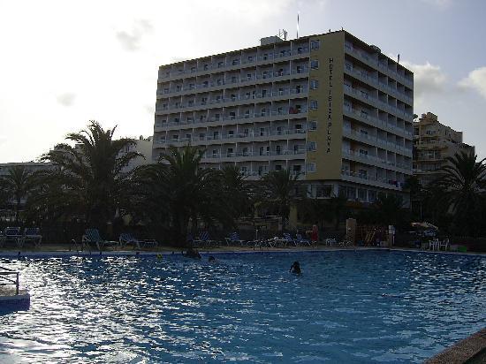Hotel Ibiza Playa : el hotel