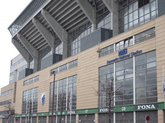 Parken Stadium: Parken Kobenhaven