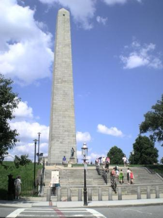 how to get to bunker hill monument