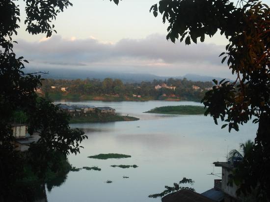 Bangladés: morning in Rangamati