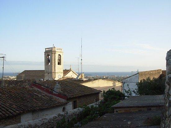 Калафель, Испания: puedes ir al castell de calafell
