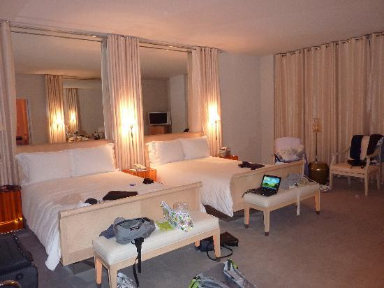 Clift Hotel San Francisco Twin Room At The