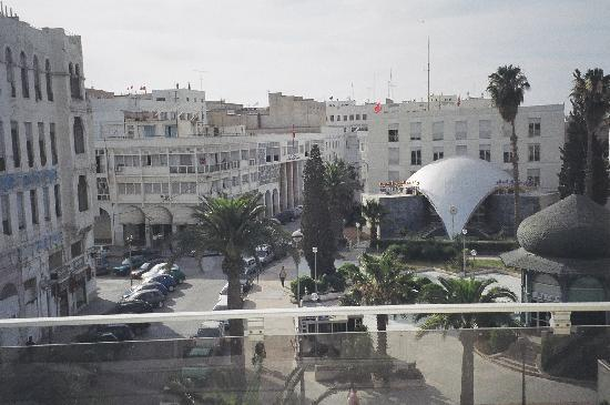 Golden Tulip Sfax: View from balcony