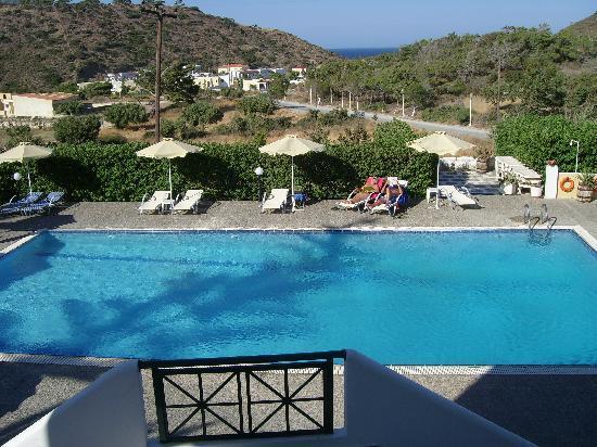 Alex Hotel : piscina