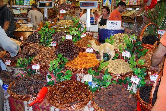 Zeynep Sultan Hotel: the Egyptian spicemarket