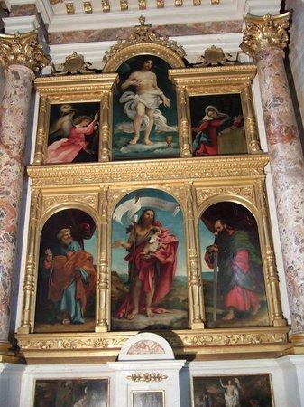 La Chiesa di S. S. Alessandro e Vincenzo