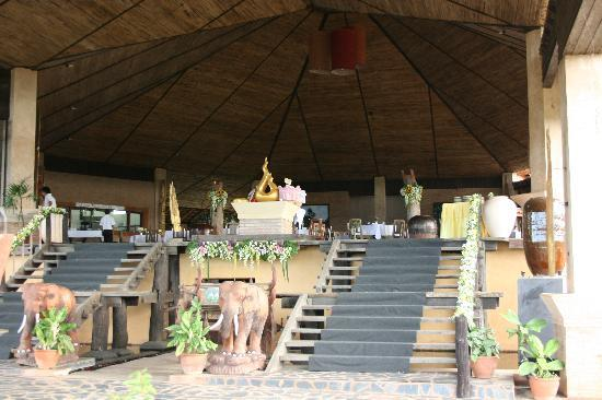 Doi Hom Fha Resort : restaurant
