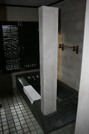 Doi Hom Fha Resort : bain