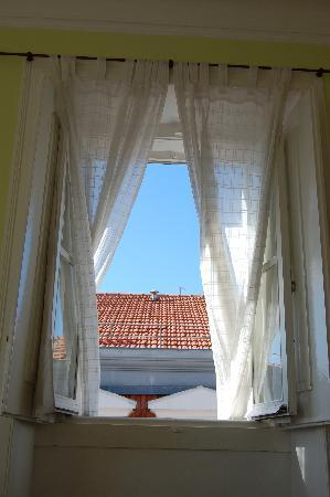 Albergo Odisseo: One of the windows