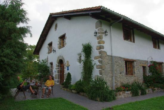 Natxiondo Hotel Rural: outside