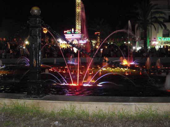 Hotel Marhaba: Port el Kantaui Fountains