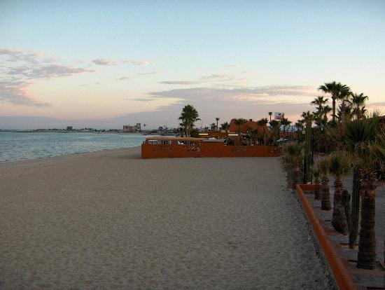 Hotel El Cortez: amanecer en san felipe