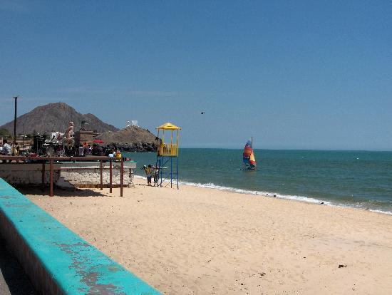 Hotel El Cortez: las playas en san felipe