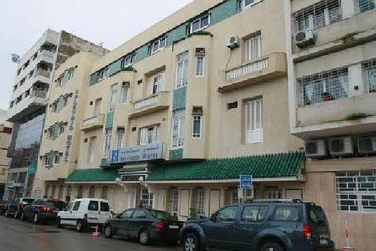 Hotel Splendid: 新市街にあり、分かりやすい立地