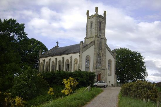 The Old Church of Urquhart: Kirk
