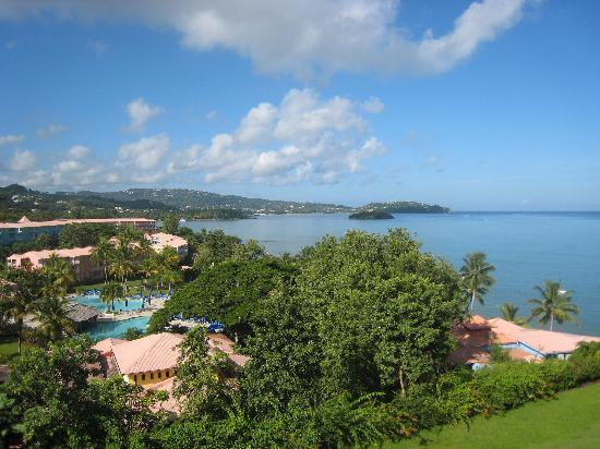St. James's Club Morgan Bay: View from Room 1133