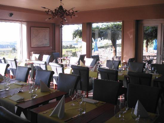 Hotel-Restaurant De Hollemeersch : Breakfast Room