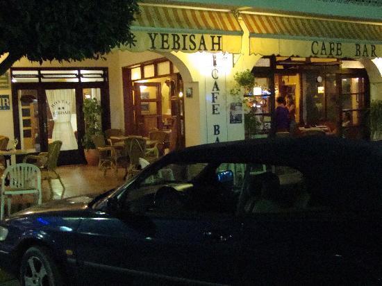 Hostal Yebisah