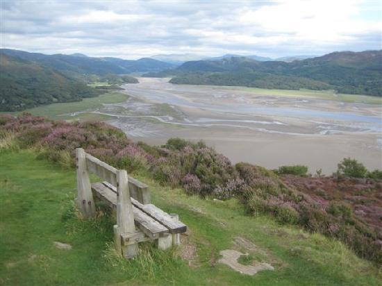 Бармут, UK: Barmouth Panorama Trail