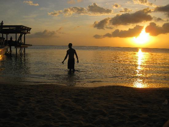 Turtle Bay Condominiums : Sunset