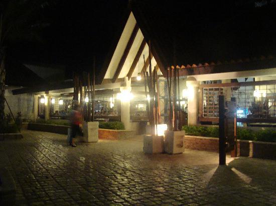 IFA Villas Bavaro Resort & Spa: Buffet principal