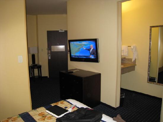 SpringHill Suites Omaha East/Council Bluffs, IA: Plasma TV