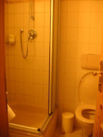 Zur alten Mühle: bathroom