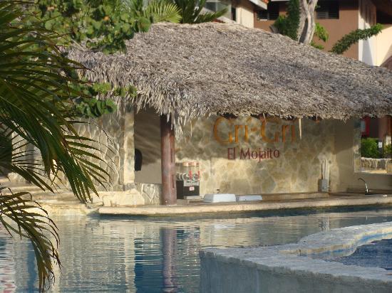 IFA Villas Bavaro Resort & Spa: bar piscina