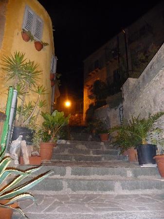 Patti, İtalya: La scalinata