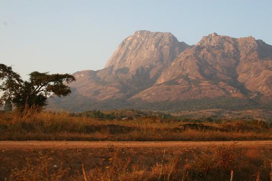Mount Mulanje: Chambe rockface