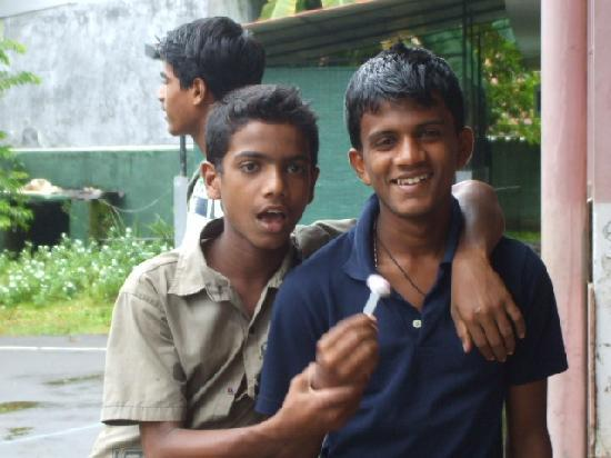 Sri lankan gay boys