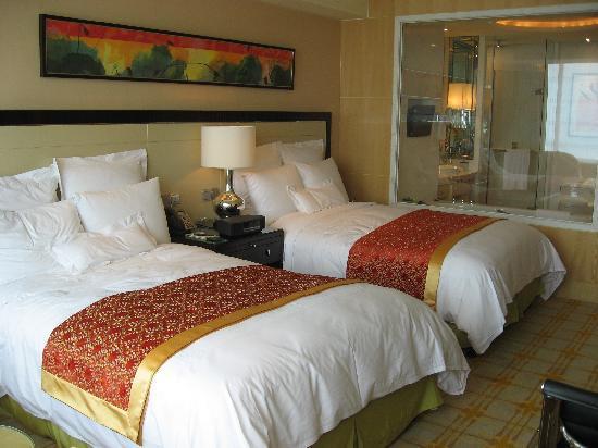 โรงแรมเจดับเบิ้ลยู แมริออท ปักกิ่ง: The comfy room