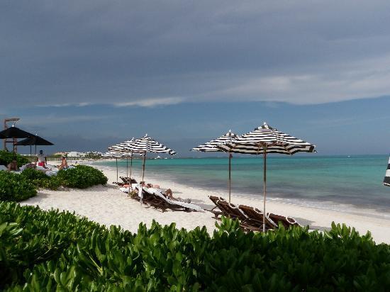 Rosewood Mayakoba: beach front