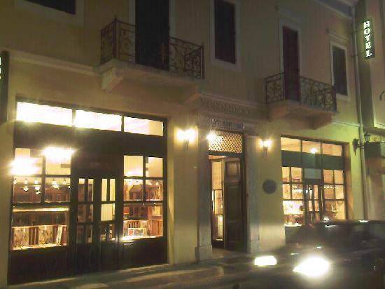 Byzantino Hotel: The hotel