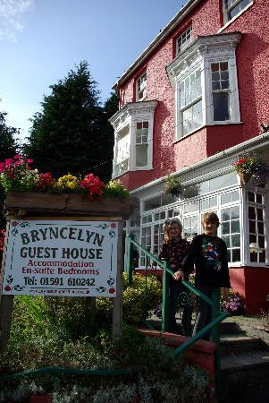 Bryncelyn Guesthouse: My Kids loved staying here