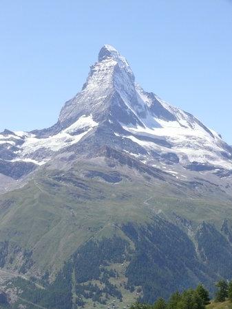 Hotel Mirabeau : Matterhorn view