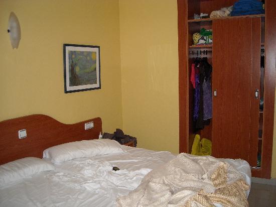 Hotel Athene: Sea View Room