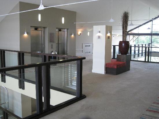 Chessington Safari Hotel: Third Floor Lift Area