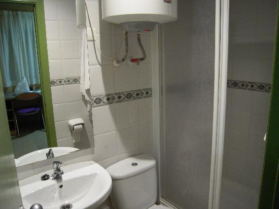 Residencia Campus Confort San Carlos: Il bagno