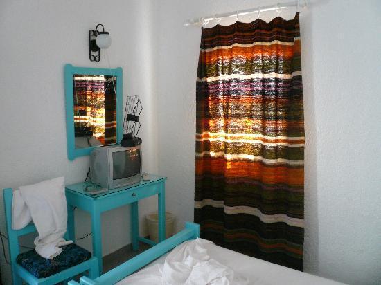 Selena Village: les rideaux