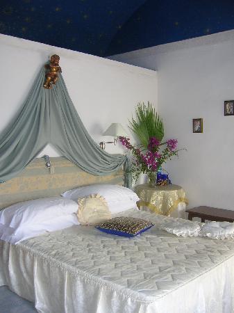 Romantic Casa Lorenzina B&B: il nostro magnifico letto