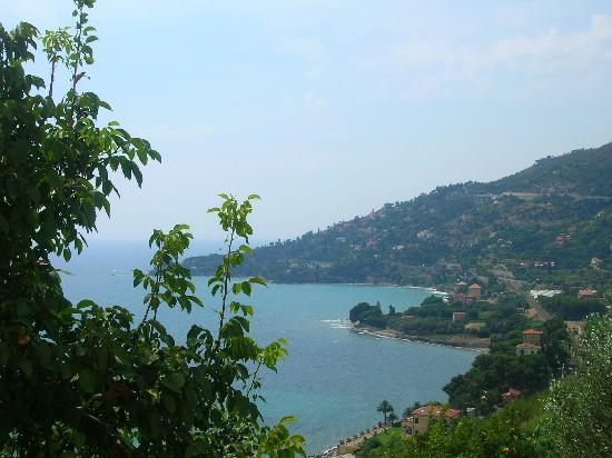 Romantic Casa Lorenzina B&B: la vista dalla camera