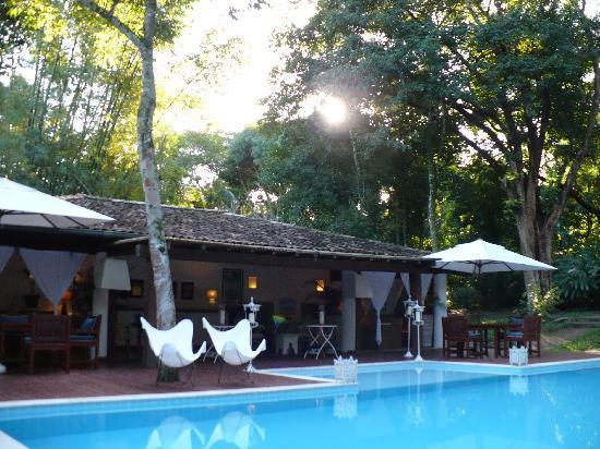 Etnia Pousada & Boutique : pool area