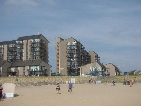 Sea Colony Resort: Sea Colony high rises