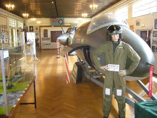 Hotel Van Bebber: Royal Air Force Museum Laarbruch Weeze