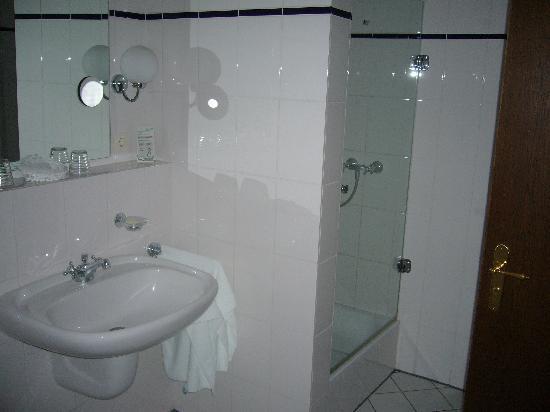 Hotel Van Bebber, Xanten, Bathroom