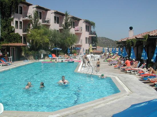 Hisar Holiday Club: view from the bar