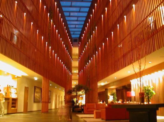 Falkensteiner Hotel & Spa Carinzia: la hall