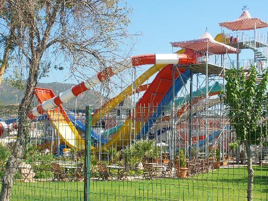 Gumuldur, Turkey: Aquapark ( gratuit )