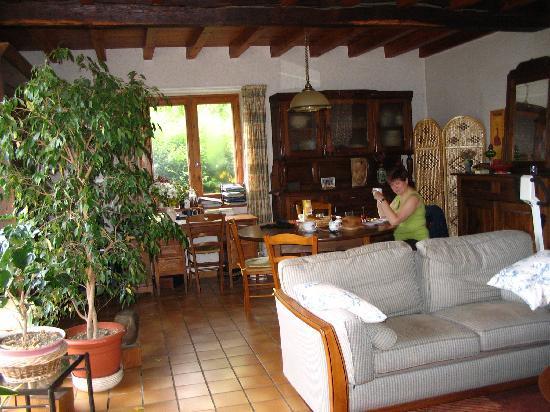 Chambres d'hotes et Gite rural Miragou : Petit dej à Miragou